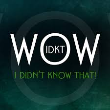 For Stitcher That Listen I Wow Know Didn't Podcasts Via