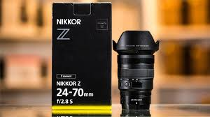 nikon z 24 70 f2 8 s hands on preview