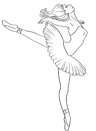 Dance Coloring Pages Free Download Jokingartcom Dance Coloring Pages