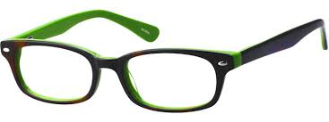 Kids Full Rim AcetatePlastic Eyeglasses 660824