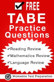 Tabe Test The Definitive Guide Updated 2019 By Mometrix