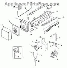 whirlpool fridge thermostat wiring diagram wiring diagram ge side by refrigerator wiring diagram image about
