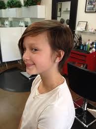 Cool Pixie Cut For A Tween Hairstyles Shortpixie Little Girl