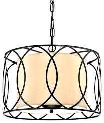 contemporary drum lighting. adella 3 light double drum shade orb chandelier ceiling fixture contemporary chandeliers white lighting