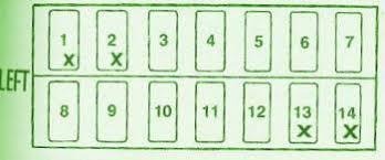suzuki geo tracker fuse box diagram pictures to pin suzuki