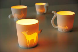 #10 Forest Animals Candle Holders