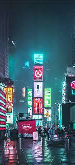 Best Neon city iPhone 11 HD Wallpapers ...
