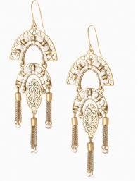 stella dot mirage chandelier earrings sealed 1 from stella dot