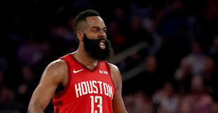 james harden scores career high 61 points as rockets beat knicks at madison square garden