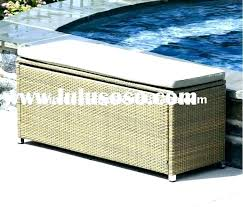 outdoor cushion box outdoor pillow storage patio cushion storage bags outdoor cushions storage rattan storage cabinet