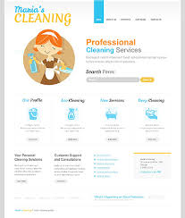 Cleaning Service Templates Website Templates Maintenance Services Cleaning Company Services