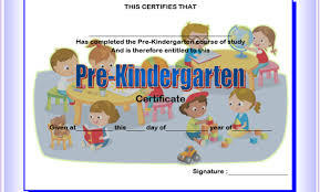 Preschool Graduation Certificate Editable Pre K Graduation Certificates Templates Word Biya Templates