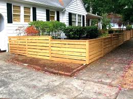 horizontal fence styles. Horizontal Fence Ideas Fencing Panels Home Attractive . Styles G
