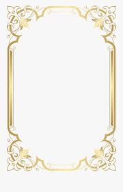 Religious Border Designs Border Frame Clip Art Gold Border High Resolution Free