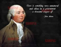 Abigail Adams Quotes Classy John Adams Quote Poster