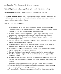 another word for receptionist sample receptionist job description 8 examples in word pdf