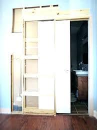 pocket door kits pocket door kit pocket door installation on amazing home design planning with pocket door kits