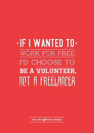 Free Freelancer Freelance Is Not Free Photographic Print By Rubsoho Typography