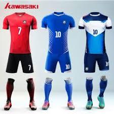 <b>Kawasaki Brand 5pcs</b>/<b>lot</b> Custom Fans Soccer Set Jersey Mens Top ...