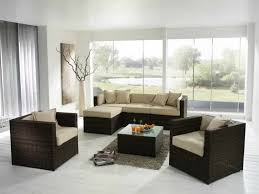 Contemporary Living Room Ideas With Glass Window