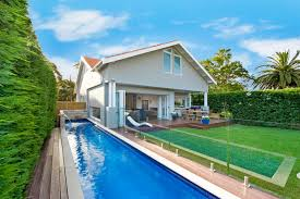 residential infinity pools. Willoughby Lap Pool Residential Infinity Pools