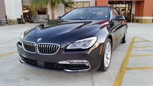 BMW Convertible bmw custom order : 2015 BMW 640i Convertible Rental Review