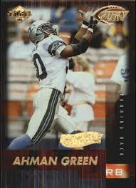 1999 collector s edge fury gold ingot 55 ahman green seahawks c26942