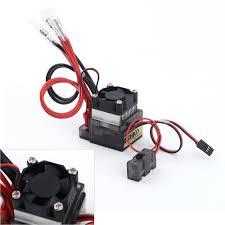 <b>2pcs</b>/<b>lot</b> 7.2V 16V 320A High Voltage ESC Brushed Speed ...