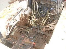 bobcat 753 hydraulic control valve rebuild pictures here is the control valve the bics assembly removed