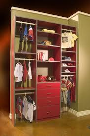 closets to go nursery reach in closet organizer