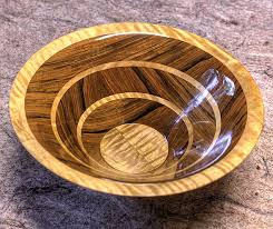 Making wooden bowls Pecan Wood Overview Turning Large Bowl The Wood Database How To Turn Bandsaw Bowl From Board The Wood Database