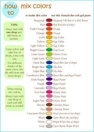 Baby Food Color Chart 29 Best Color Wheels Images Color Mixing Chart Color