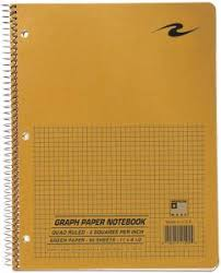 Five Star Graph Paper Notebook Buy Home Wonders Graph Paper Notebook Bigso Kirkland
