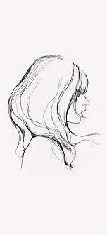 az87-drawing-simple-minimal-girl ...