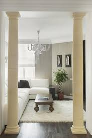 Decorative Columns Interior Design Cool 32 Modern Interior Design Ideas Incorporating Columns Into Spacious