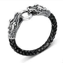 <b>bracelet leather</b> man