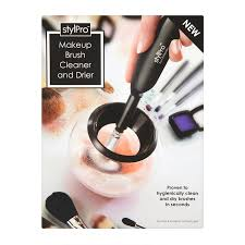 stylpro makeup brush cleaner dryer
