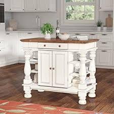Amazoncom Home Styles 5094 94 Americana Kitchen Island Antique