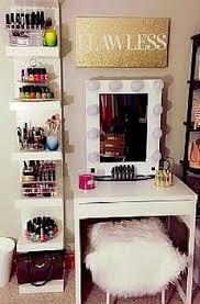 Best 25 Small Makeup Vanities Ideas On Pinterest Diy Vanity For Enchanting  Home Wall
