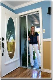 clearview retractable screen doors clearview retractable screen doors t82