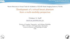 virtual office tools. Development Of A Virtual Breast Phantom From Multi Modality Perspective Office Tools For I