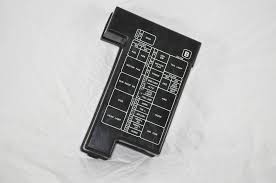 nissan skyline fuses fuse boxes engine bay fuse box cover nissan stagea rb25det neo wgnc34