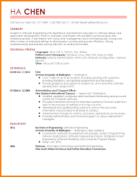 14 Software Development Resume Job Apply Form