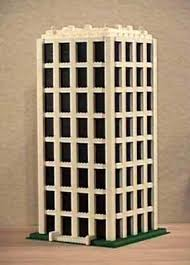lego office building. Lego Office Building G