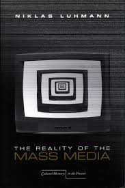Cite The Reality Of The Mass Media Niklas Luhmann Translated By