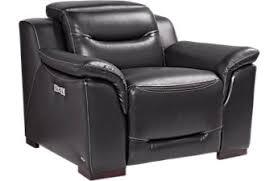 electric recliners on sale. Sofia Vergara Gallia Black Leather Power Plus Recliner Electric Recliners On Sale