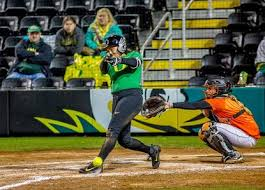 Shannon Rhodes' three-run homer helps top-seeded Oregon roll past Arizona  State at WCWS | KMTR