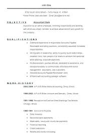 Resume Builder Words