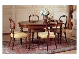 art 281 oval table 800 francese oval table luxury classic stile