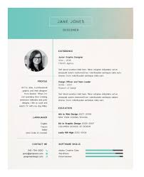 Resume Font How to Create a Resume 79